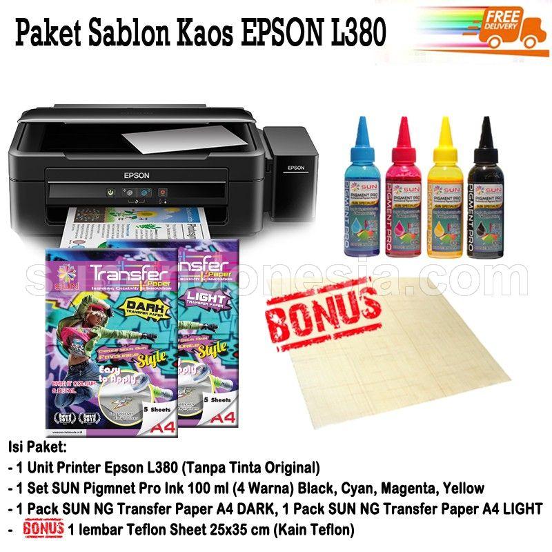 Epson printer l1300 sun nfi premium 100 ml bonus next generation all product sun printer epson l380 tinta sun pigment pro 100 ml ng transfer malvernweather Choice Image
