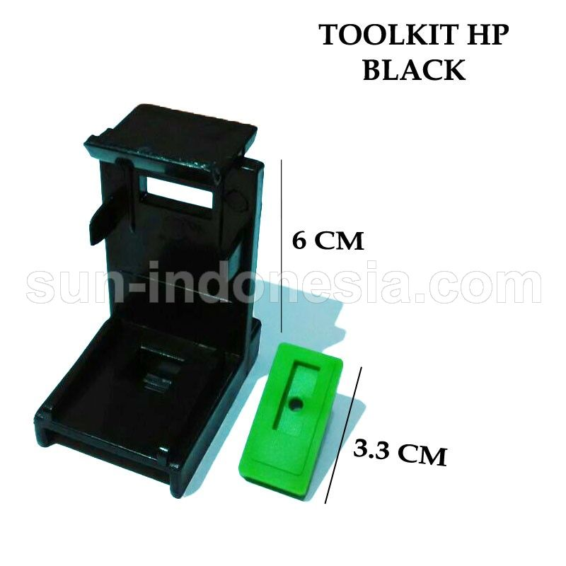 TOOLKIT HP BLACK (PENYEDOT TINTA) 21/27/56