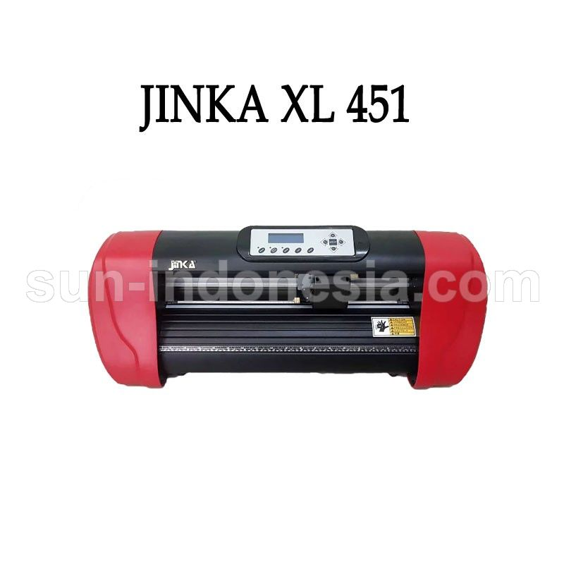 Cutting Sticker JINKA XL-451