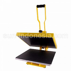 SUN LUXURY FLAT HEAT PRESS 38 X 38