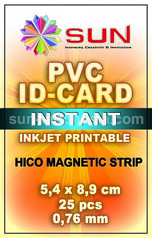 HICO Magnetic Strip Card 25 PCS