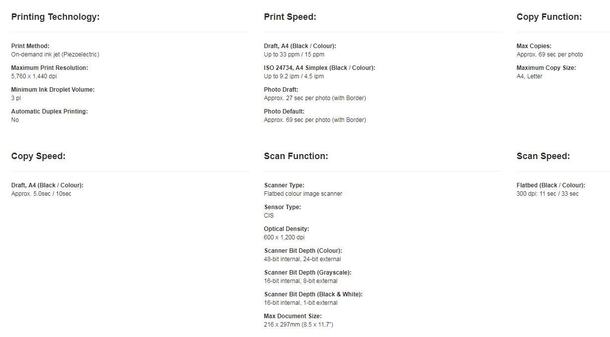 PRINTER EPSON L360 TINTA SUN DURA ULTRA 100 ML BONUS ART PAPER A4